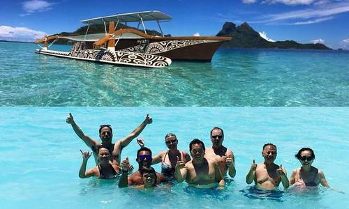 bora bora half day group cultural tours